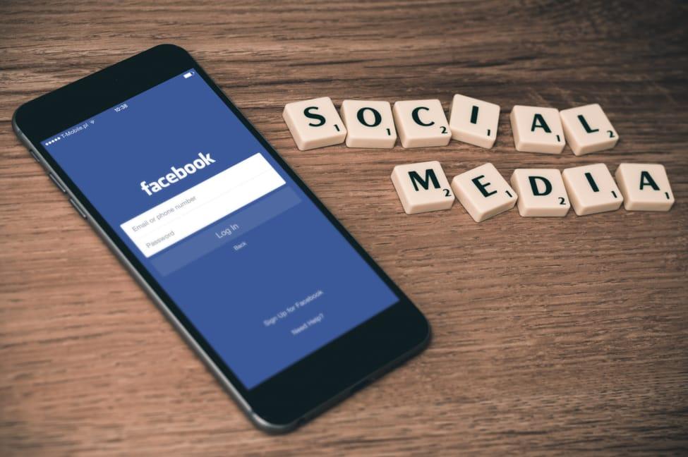 Web design  in retelele de socializare